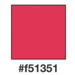 Dagens ljusröda, f51351.