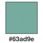 Dagens gröna, som påminner starkt om Bianchigrönt, 63ad9e.