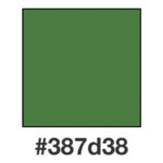 Dagens barrgröna, 387d38.