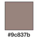 Dagens brungrå, 9c837b.