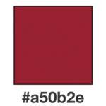 Dagens mörkt röda, a50b2e.