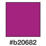 Dagens magentafärgade nyans, b20682.