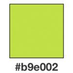 Dagens limegröna, b9e002.