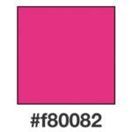 Dagens chockrosa färg, f80082.
