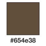 Dagens mörkt chokladbruna, 654e38.